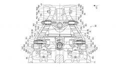 Honda Super Cub e CB1100: in arrivo una sospensione Hossack? - Immagine: 5