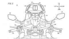 Brevetto head-up display Honda: proiettate tutte le info per la sicurezza