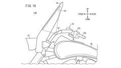 Brevetto head-up display Honda: si adatta a tutte le moto, anche le custom