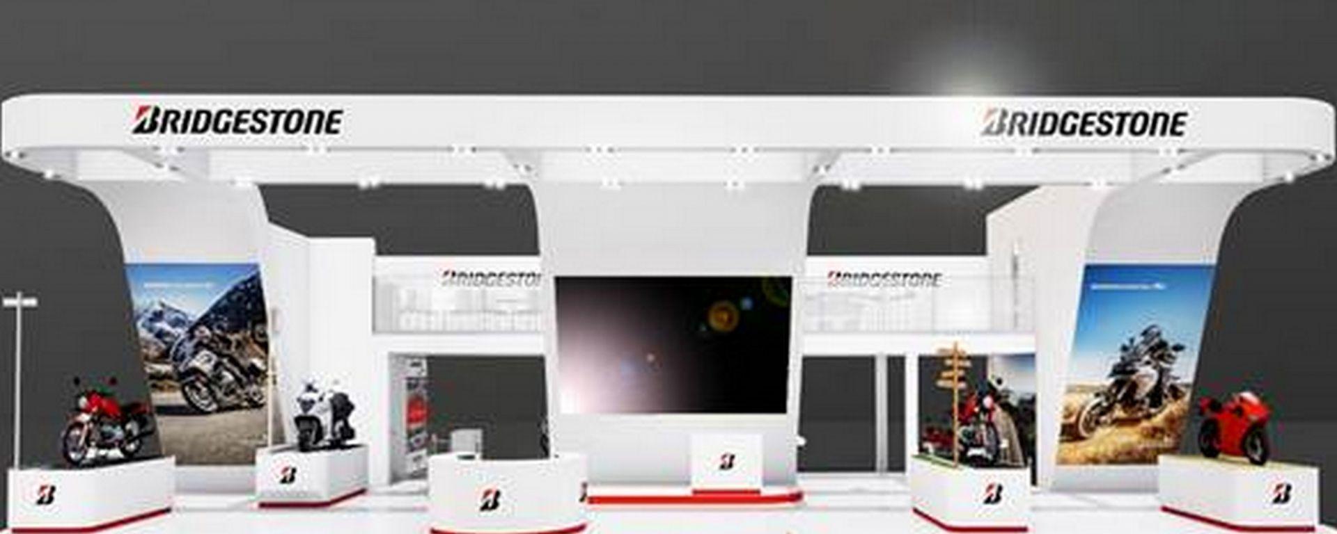 Bridgestone a Eicma 2017: Padiglione 24 – Stand G57