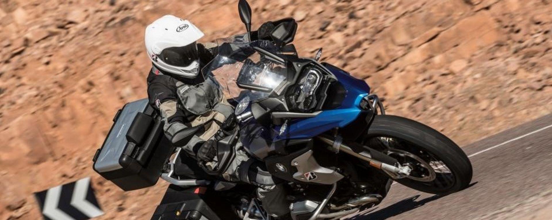 Bridgestone Battlax Adventure A41 per BMW R1200GS