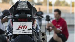 Bridgestone Battlax R11: via le termocoperte, pronti col gas