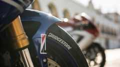Bridgestone Battlax Racing R11, close-up