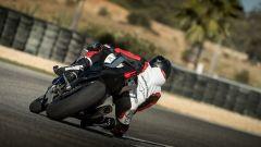 Bridgestone Battlax Racing R11, in piega