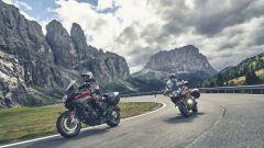 Bridgestone Sport Touring T32 e T32GT: migliorie su bagnato e frenata - Immagine: 1