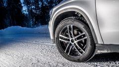 Bridgestone ha sviluppato Blizzak LM005 per garantire il controllo e la sicurezza agli automobilisti