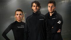 Bridgestone partner olimpico: ambasciatori Valeria Straneo, Gianmarco Tamberi e Gregorio Paltrinieri