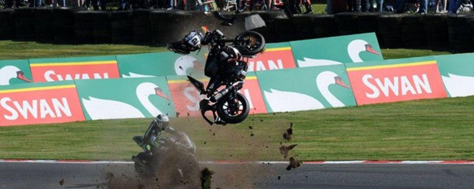 British Superbike la prima di Hopkins