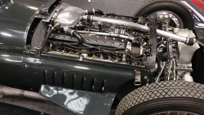 BRM Type 15, motore V16 da 1,5 litri