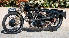 Brough Superior SS100 Moby Dick del 1928
