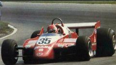 Bruno Giacomelli su Alfa Romeo 177