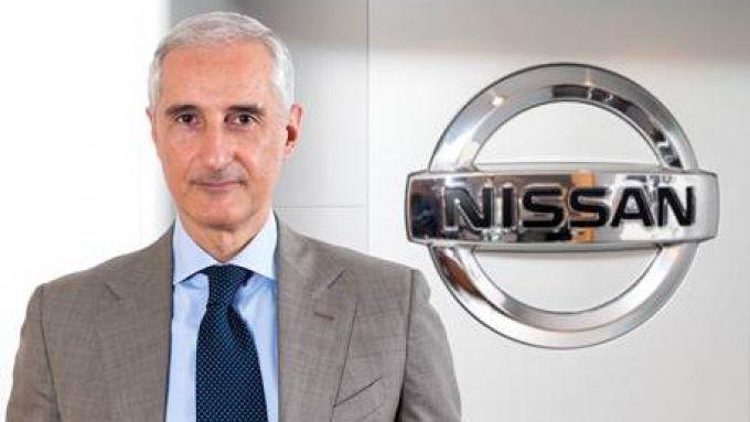 Bruno Mattucci, attuale Amministratore Delegato di Nissan Italia, sarà il nuovo AD Nissan Iberia