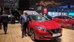 Bruno Mattucci, presidente e amministratore delegato Nissan Italia