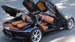 Bugatti Atlantic 3/4 posteriore
