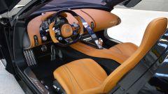 Bugatti Atlantic interni