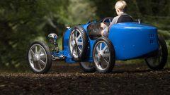 Bugatti Baby II, la mia automobilina è differente [VIDEO] - Immagine: 1