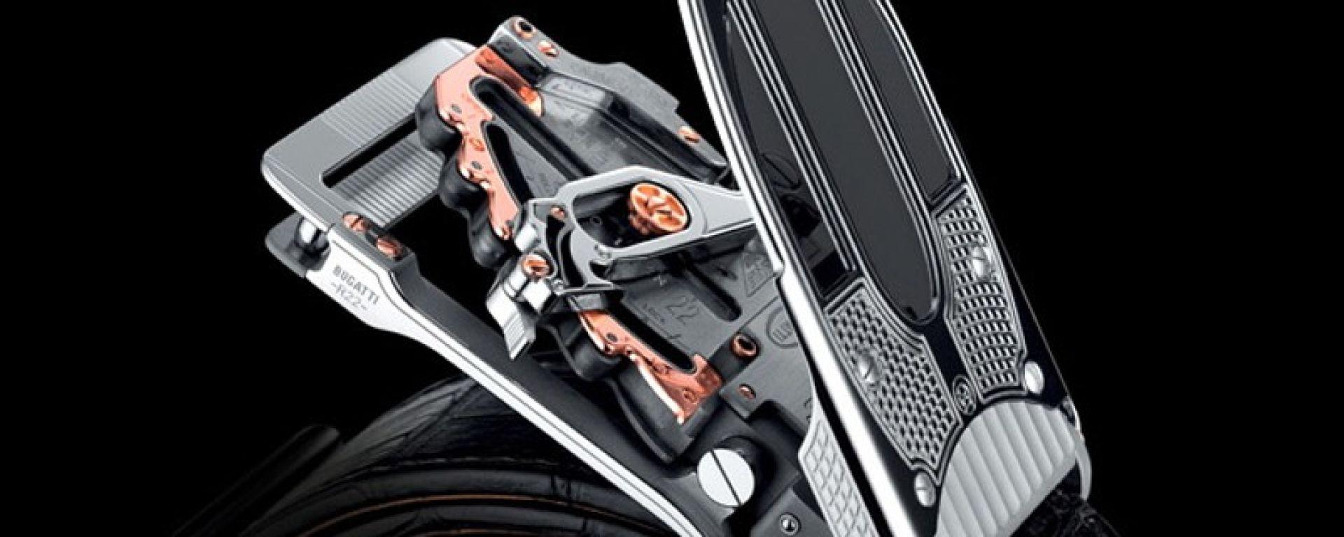 Bugatti belt buckle: una cintura da 84.000 USD