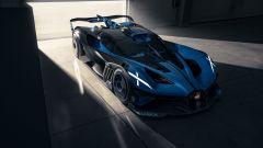 Bugatti Bolide nuove foto: dall'alto