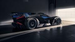 Bugatti Bolide nuove foto: dall'altro lato