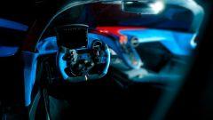 Bugatti Bolide nuove foto: gli interni