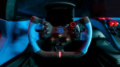 Bugatti Bolide nuove foto: il volante
