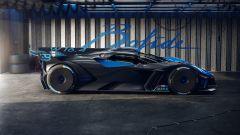 Bugatti Bolide: rapporto peso/potenza da record