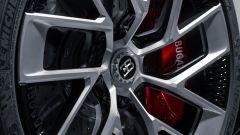 Bugatti Centodieci, dettaglio del cerchio