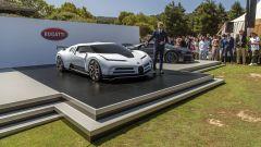 Bugatti Centodieci: hypercar in omaggio alla EB110 SS