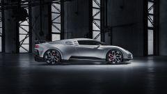 Bugatti Centodieci, vista laterale