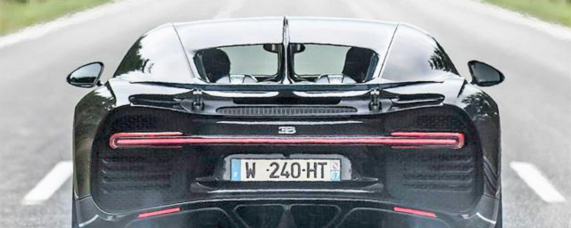 Bugatti Chiron: 47 hypercar da richiamare