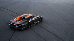 Bugatti Chiron: il posteriore
