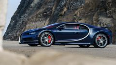 Bugatti Chiron: l'erede dell'hypercar sara elettrificata