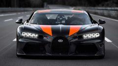 Bugatti Chiron, l'auto più veloce al mondo