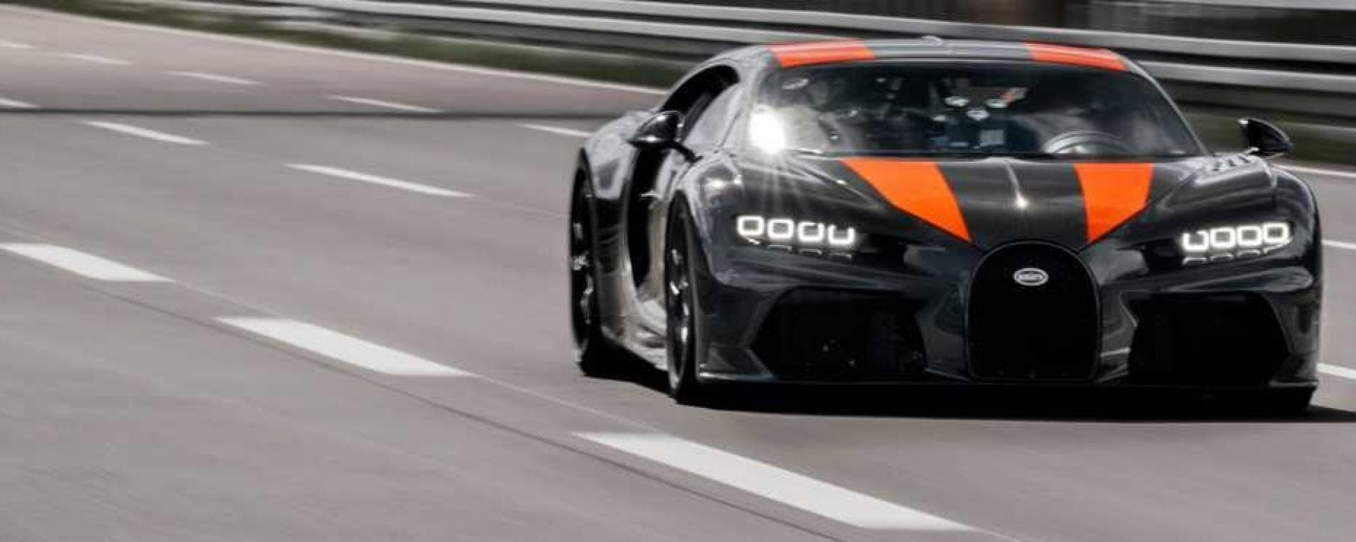 Bugatti Chiron, niente più record di velocità