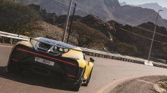 Bugatti Chiron Pur Sport: danza fra le curve senza difficoltà