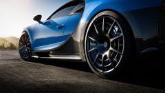 Bugatti Chiron Pur Sport: dettaglio dei cerchi