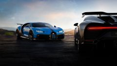Bugatti Chiron Pur Sport: hypercar a tiratura limitata