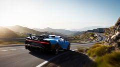 Bugatti Chiron Pur Sport: il posteriore