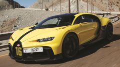 Bugatti Chiron Pur Sport: una supercar da quasi 1.500 CV