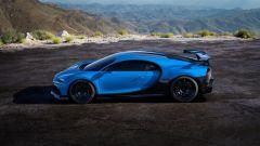 Bugatti Chiron Pur Sport: vista laterale