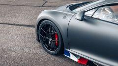 Bugatti Chiron Sport Les Legendes du Ciel 2021: il tributo al mondo dell'aeronautica