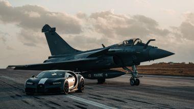 Bugatti Chiron Sport Les Legendes Du Ciel e Dassoult Raphale Marine