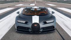 Bugatti Chiron Sport Les Legendes du Ciel: il frontale