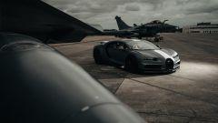 Bugatti Chiron Sport Les Legendes Du Ciel: quell'auto? Un vero aereo!