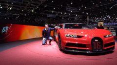 Bugatti Chiron Sport: in video dal Salone di Ginevra 2018:  - Immagine: 1
