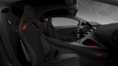 Bugatti Chiron Super Sport 300+, gli interni