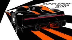 Bugatti Chiron Super Sport 300+, oltre 300 mph di velocità
