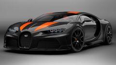 Bugatti Chiron Super Sport 300+, solo 30 esemplari