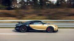 Bugatti Chiron Super Sport: laterale
