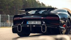 Bugatti Chiron Super Sport: posteriore